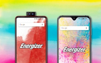 Energizer unveils Ultimate series with two phones with dual pop-up cameras