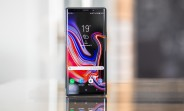 Samsung Galaxy Note9 receives a new Android 10 beta update
