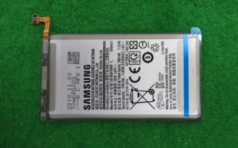 Samsung Galaxy S10 Lite battery capacity revealed