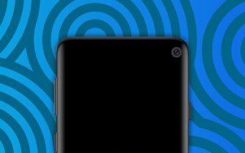 Samsung article on One UI accidentally shows Galaxy S10 design