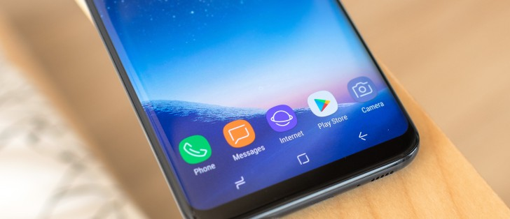 Samsung Galaxy S8 starts receiving stable One UI update