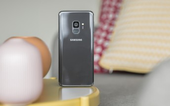 Galaxy S9 update brings January security patches, better selfies
