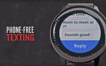 Garmin unveils LTE-connected vivoactive 3 Music smartwatch