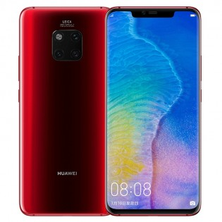 Huawei Mate 20 Pro in Fragrant Red