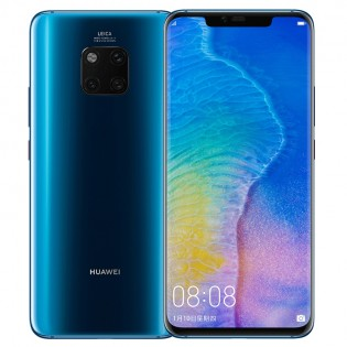 Huawei Mate 20 Pro in Comet Blue