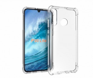 Huawei P30 Lite render • Screen size comparison: P30 Lite, P30 and P30 Pro