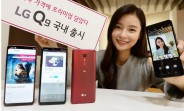 LG Q9 is a G7 Fit version for South Korea, it features a Quad DAC, HDR10 screen