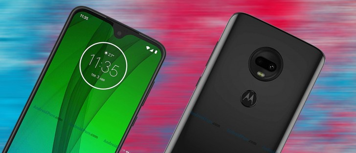 Moto G7 and G7 Power leak in the wild, are coming on