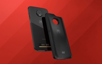 Motorola releases pie for Moto G6+ and Moto Z3, adds support for 5G mod