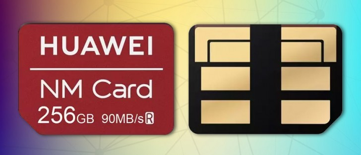 Huawei's NM cards benchmarked, show microSD-like performance