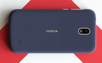 Nokia 1 Plus leaks online with renders and an entry-level specs sheet