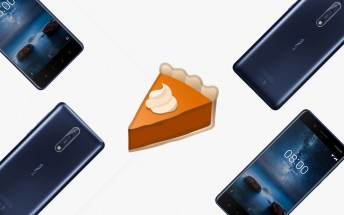 Nokia 8 Sirocco finally getting the Android 9 Pie update