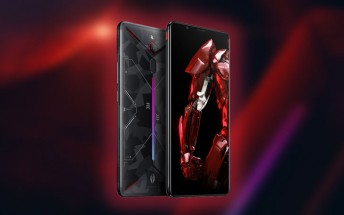 nubia Red Magic Mars with 10 GB RAM now up for sale