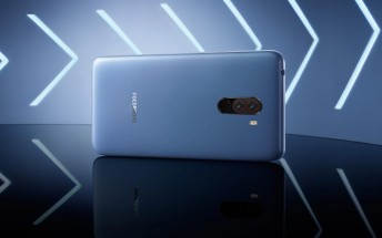 The Pocophone F1 camera will get 4K at 60fps video mode in February