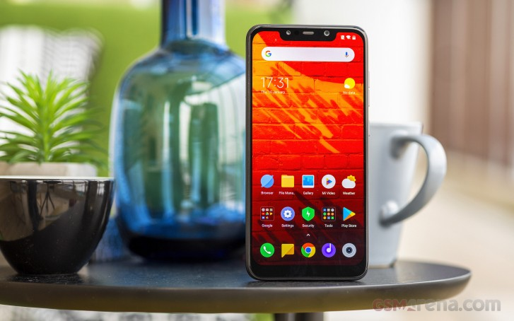 Pocophone F1 MIUI 11 update confirmed by company exec
