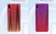 Xiaomi Redmi Note 7 arrives at TENAA alongside a gradient-colored Redmi 7
