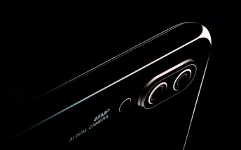 Xiaomi CEO briefly shows off Redmi Note 7 on video