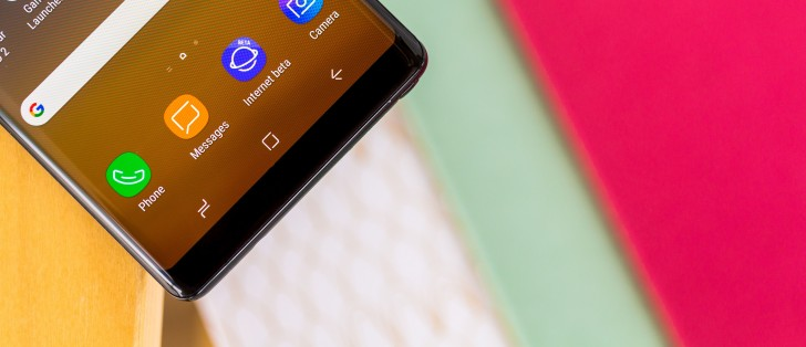 The Samsung Galaxy Note8 could beat the Galaxy S8 to Android