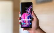 Samsung pushes beta update to Galaxy Note8, updates Pie roadmap