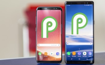 Samsung to extend the Android Pie beta program to the Galaxy S8, S8+ and Note8