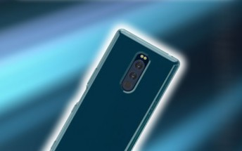 Sony Xperia XZ4 design revealed in Olixar case images