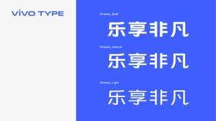 vivo's new and old fonts compared