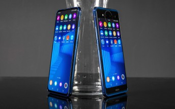 vivo NEX Dual Display Edition in for review