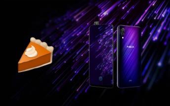 vivo opens up the Android Pie beta for the NEX and X21 phones to all Chinese users