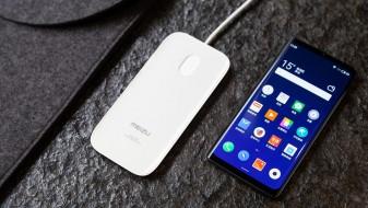 18W wireless charging for the Meizu Zero