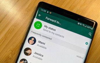 WhatsApp to tell you how many times your message has been forwarded