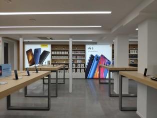 The new Mi Store