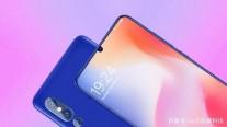 Speculative Xiaomi Mi 9 render