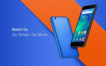 Xiaomi Redmi Go is on pre-order in the Philippines for $75