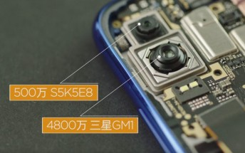 Xiaomi Redmi Note 7 teardown video surfaces