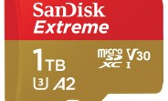 SanDisk and Micron deliver world's first 1TB microSD cards
