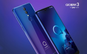 Alcatel 1s, 3, 3L smartphones and 3T tablet announced at MWC