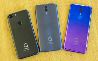 Alcatel 3, 3L, 1s hands-on review