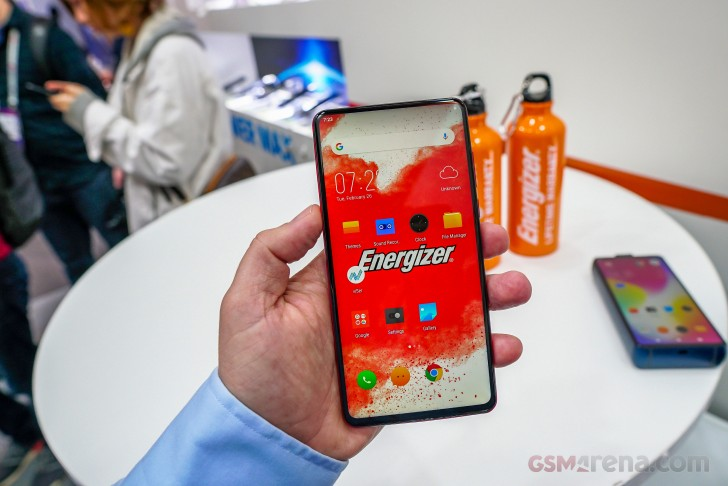 Energizer Power Max P18K Pop and Ultimate U620S Pop hands-on review