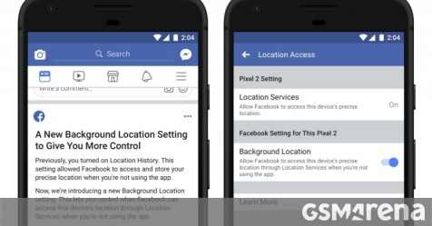 Facebook for Android update allows you to opt out of background