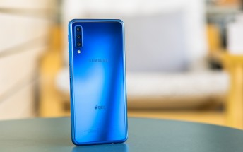 Samsung Galaxy A7 (2018) gets Android Pie with One UI
