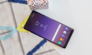 Samsung Galaxy Note8 receives its fourth Android Pie beta update