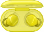 Galaxy Buds in yellow