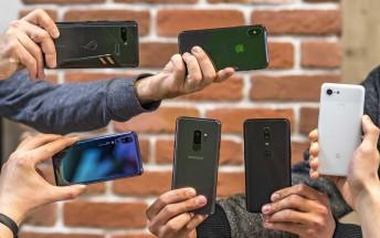 Gartner: Smartphone shipments fail to impress in Q4 2018