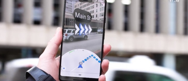 Google Maps Live View feature now available to more Android and iOS phones