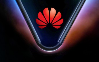 Huawei shows teaser image of its 5G foldable phone as it announces MWC event