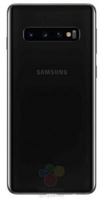 Galaxy S10 renders