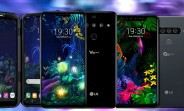 LG unveils V50 ThinQ 5G and G8 ThinQ and G8s ThinQ