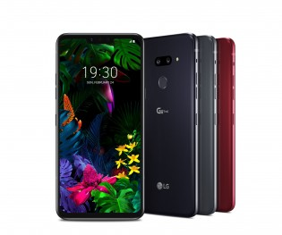 LG G8s ThinQ and LG G8 ThinQ