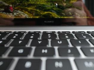MateBook 14's pop-up webcam