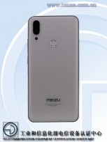 Meizu Note 9 from all sides